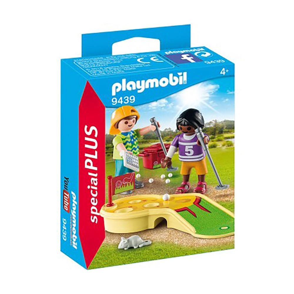 """Игровой набор """"Детский минигольф"""" Playmobil (4008789094391)"""