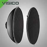 Соты для рефлектора Visico HC-405 (405мм, сота 6*6мм, 35°), фото 2