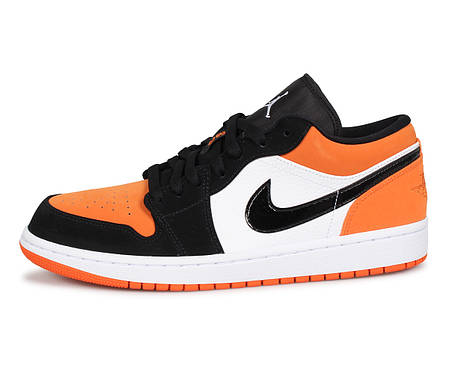 """Кроссовки Nike Air Jordan 1 Low """"Разноцветные"""", фото 2"""