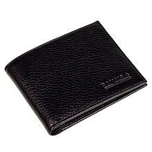 Чоловічий гаманець шкіряний чорний Eminsa 1051-12-1