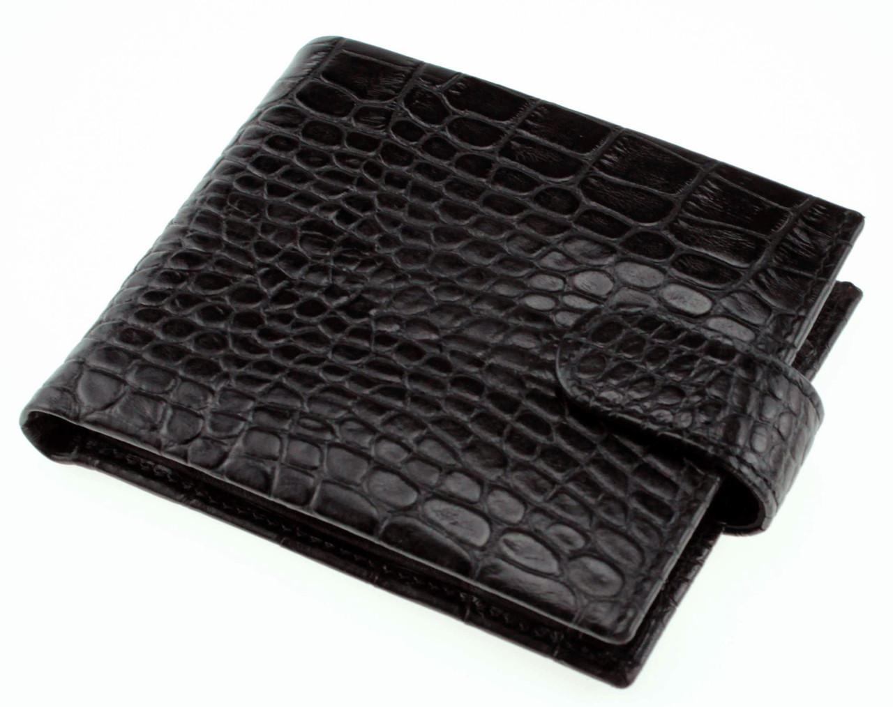 Мужское портмоне кожаное черное Eminsa 1065-4-1