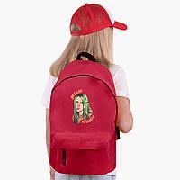 Детский рюкзак Билли Айлиш (Billie Eilish) (9263-1599), фото 1