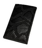 Мужской бумажник кожаный черный Eminsa 1083-52-1, фото 2