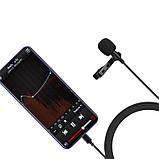 Микрофон петличка Puluz PU425 1,5м (Type-C), фото 4