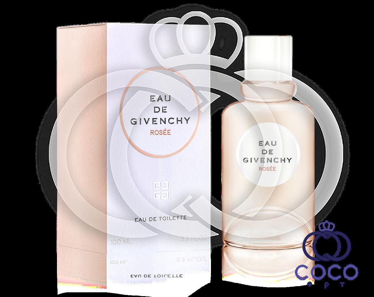 Женская туалетная вода Givenchy Eau de Givenchy Rosee ( качество оригинал)
