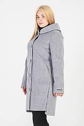 Женские пальто Полина 50-56 размер