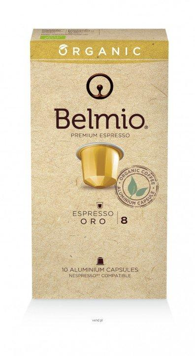Кофе в капсулах Belmio Oro 8 (10 шт.) Бельгия (Неспрессо)