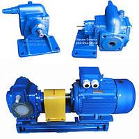 Насос шестеренчатый НМШ 2-40-1,6/16 Б с 1,5-3 кВт 1500 об/мин; НМШ 2-40-1.6/16-10 от производителя
