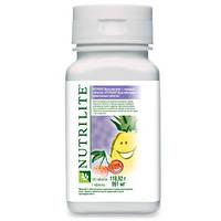 Мультивитамины для детей - жевательные таблетки со вкусом апельсина.120 шт.