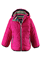 Куртка-пуховик двусторонняя Reima Tegmen 521343-4620 размеры на рост 116, 122 см