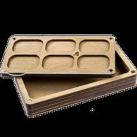 Органайзер для бисера многоярусный FLZB-085