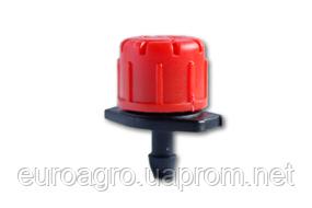 Регулируемая капельница для капельного полива 0,7 л/ч (100шт/упаковка), фото 2