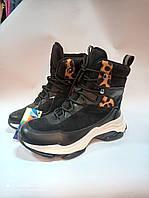 Женские- подростковые термо-ботинки B&G 36-40, фото 1