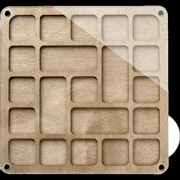 Органайзер для бисера многоярусный FLZB-090
