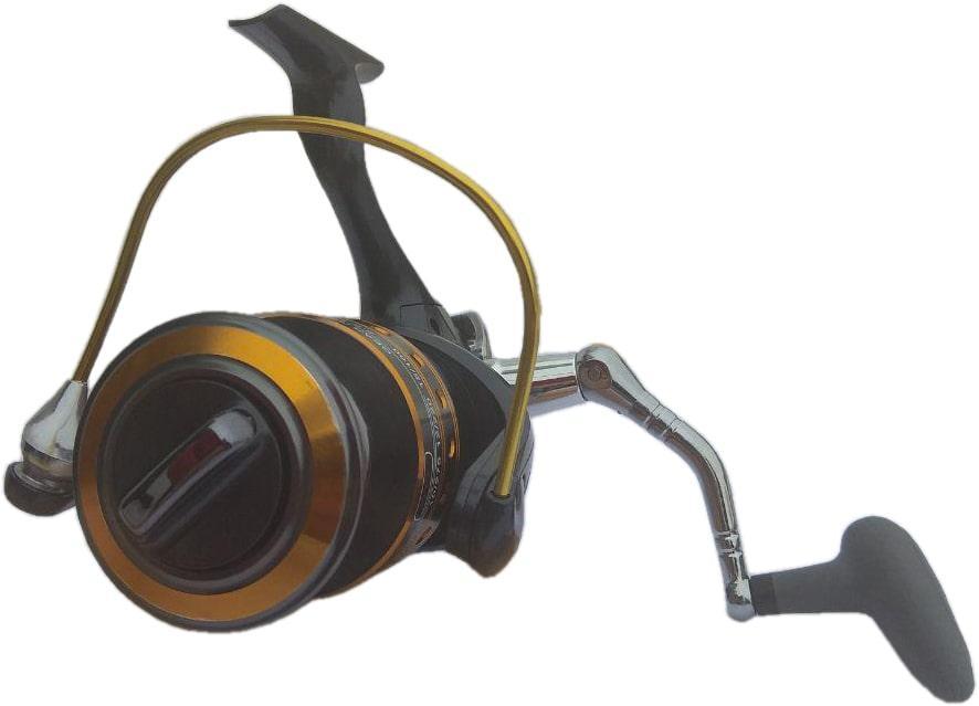 Карповая катушка Haibao J3 60FR 9+1BB / металлическая шпуля