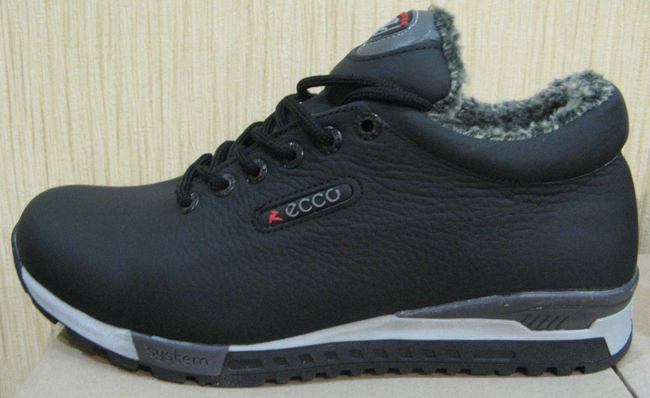 0f5c58f88 Качественные зимние мужские кроссовки в стиле Ecco: продажа, цена в ...