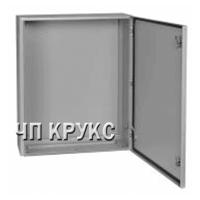 Корпус металевий 1200х750х300 IP54, Шитки металеві