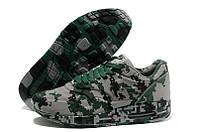 Кроссовки военные мужские Nike Air Max 87 VT Tweed Сamouflage (Камуфляж хаки)