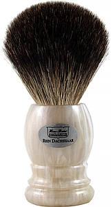 Помазок для бритья барсук Hans Baier 51121 Белый