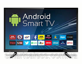 Телевизор Самсунг RU32S00, WiFi, DVB-T2, FullHD, обновлённый Android 9 процессор 4 ядра