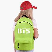 Детский рюкзак БТС (BTS) (9263-1092)