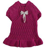 Платье -бантик  р.1,2,3 года.