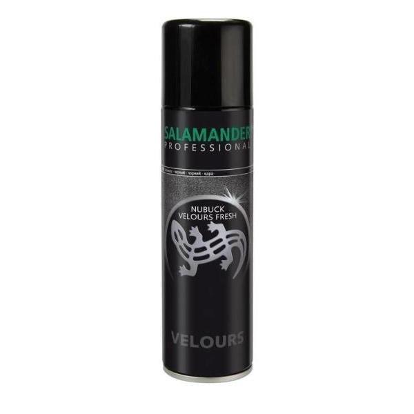 Краска для замши и нубука Salamander Professional Nubuck Velours Fresh 250 ml