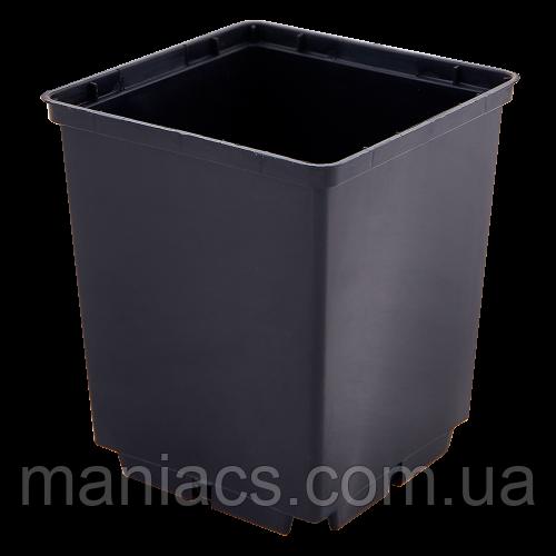 ВАЗОН ДЛЯ РАССАДЫ КВАДРАТНЫЙ 6,0*5,5 см