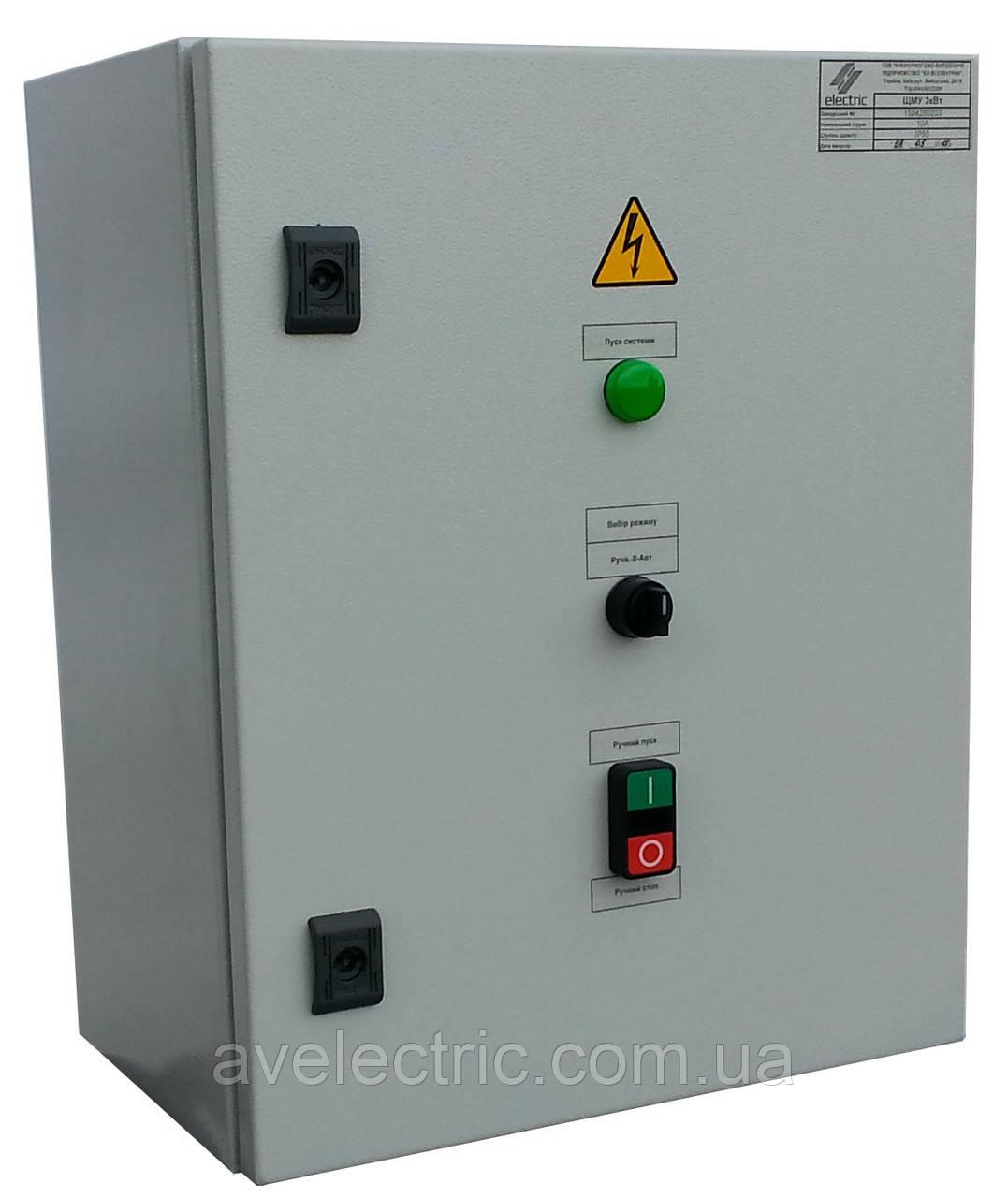 Ящик управления электродвигателем Я5114-2674-54У3