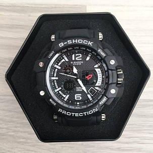 Часы Касио Джи-шок G-Sho*k GPW-1000 Спортивные, Мужские, чоловічий годинник, чорні, фото 2