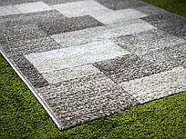 Тканная бежевая  ковровая дорожка Daffi, Karat Carpet: 60; 80; 120; 150;160;200; 250; 300; 400 см