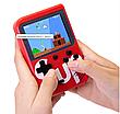 Портативна кишенькова ігрова приставка Sup Game Box 400в1 з джойстиком, ігрова консоль nintendo 8 bit Dendy, фото 4
