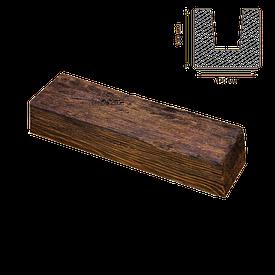 Балка Decowood модерн 17х19см темная