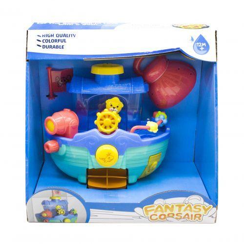 """Игрушка для ванной """"Кораблик""""  scs"""