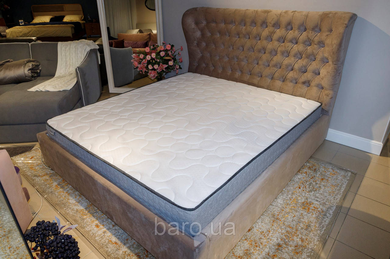 Матрас Karibian Silver Damac Grey (Дамак), 90*200*23, Испания, Бесплатная доставка