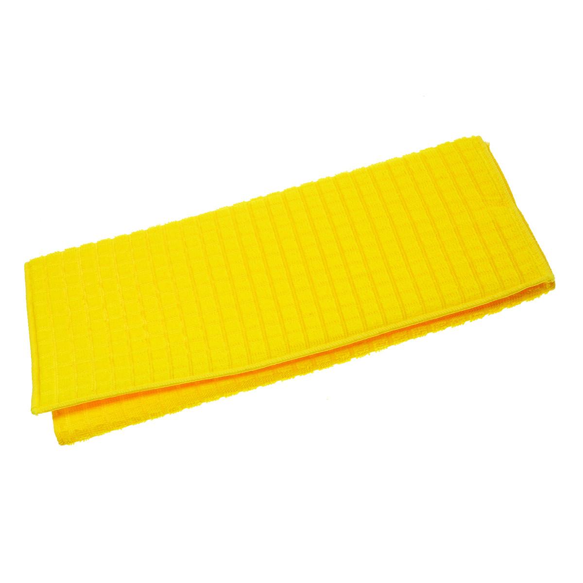 Коврик для сушки посуды 38Х51 см желтый