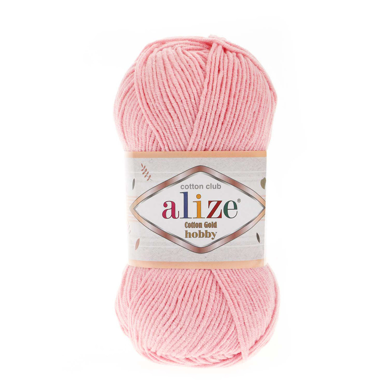Пряжа Alize Cotton Gold Hobby № 518