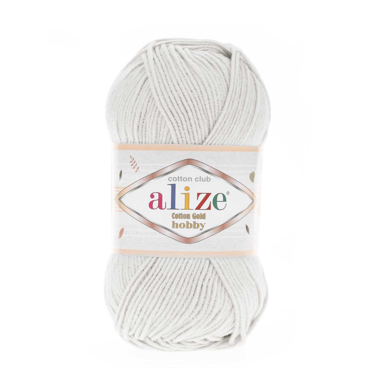 Пряжа Alize Cotton Gold Hobby № 533