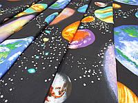 Бязь Голд Вселенная, фото 1