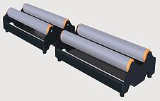 Планшетный горячий широкоформатный ламинатор MEFU MF1732-B4, фото 2