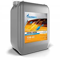 Масло Gazpromneft Gazpromneft Extra Diesel 15W-40 API СF-4/CF/SG каністра 20 л, фото 1