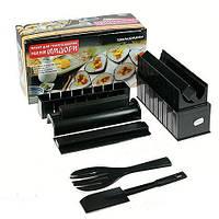 Набор для приготовления суши и роллов Midori Мидори, комплект для суши и ролов