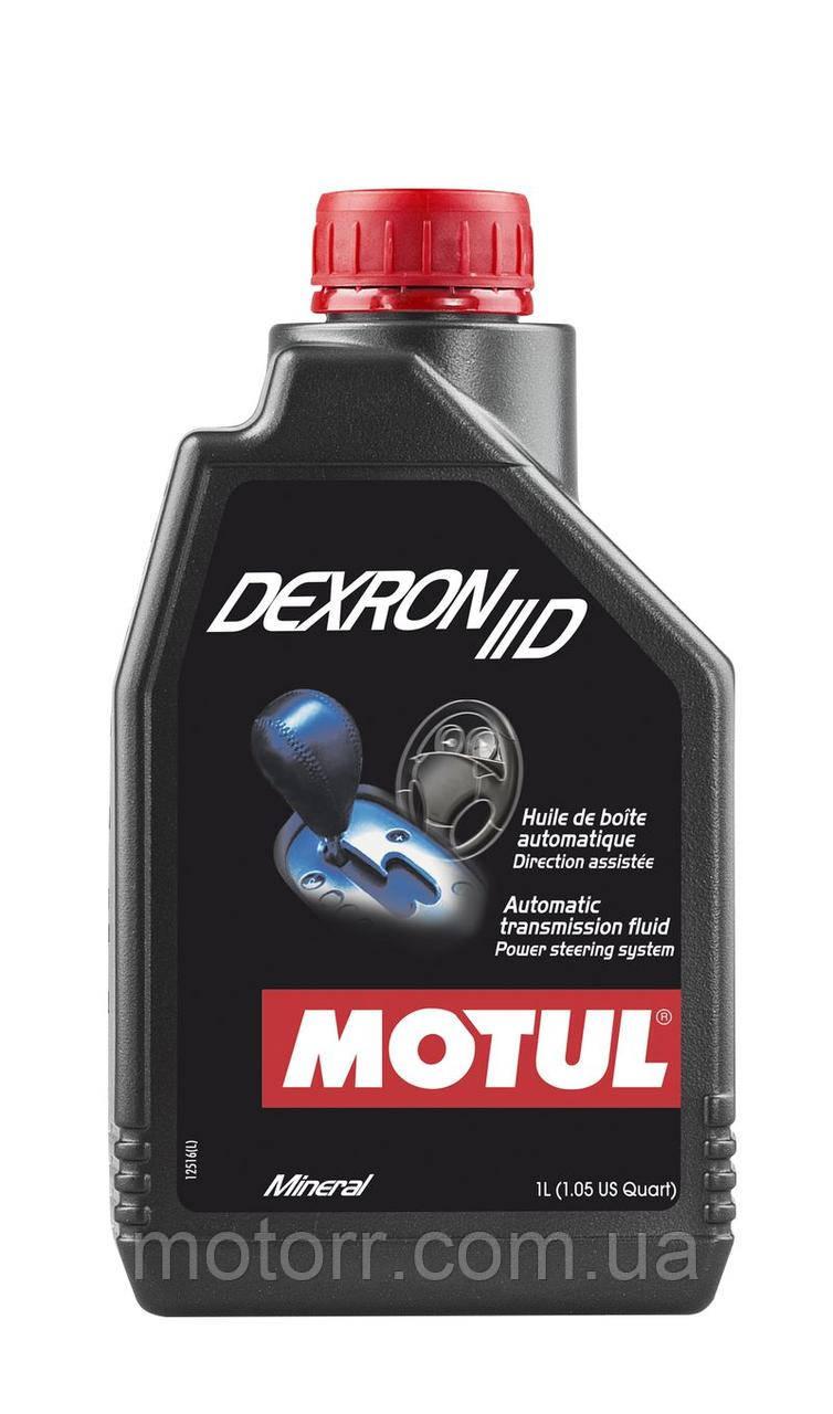 Трансмиссионная минеральная жидкость Motul DEXRON IID (1L)