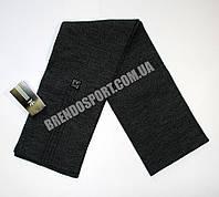 Шарф Adidas темно-серый мужской