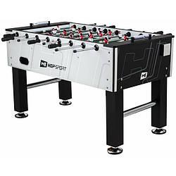 Настольный футбол игровой, профессиональный Hop-Sport Evolution gray для дома, бара и залов развлечений
