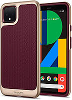 Чехол Spigen для Google Pixel 4 XL- Neo Hybrid (Ver. 2) Burgundy (ACS00623)