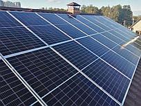 Солнечная сетевая электростанция 20 кВт под ключ