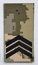 Погон 2020 піксель сержант