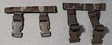 Фастекс Nexus до бронежилету Оспрей МК-4 / МТР 20 мм ПАРА Оригінал Британія