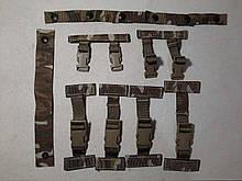 Комплект фастексов Nexus до бронежилету Оспрей МК-4 / МТР Оригінал Британія
